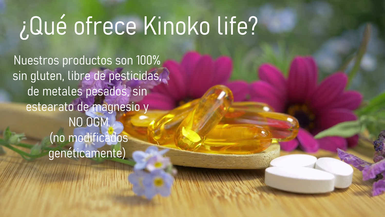 Kinoko life calidad premium
